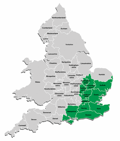 Sprayer sales and service in the East and South of England